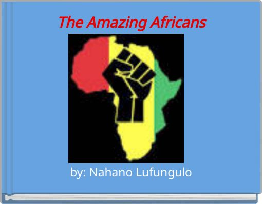 The Amazing Africans