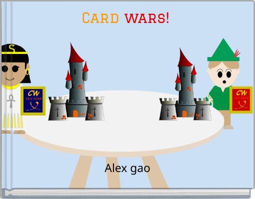 Card wars!
