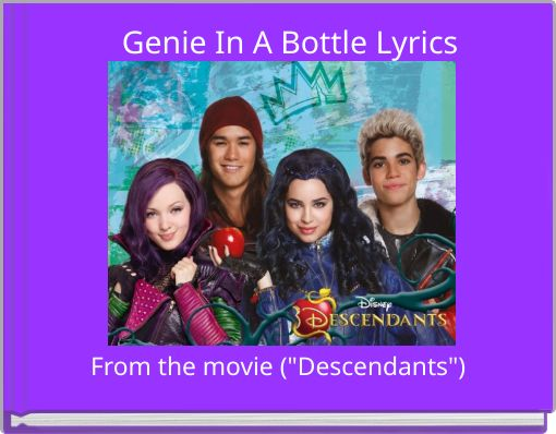 Genie In A Bottle Lyrics