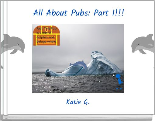 All About Pubs: Part 1!!!