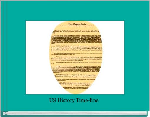 US History Time-line