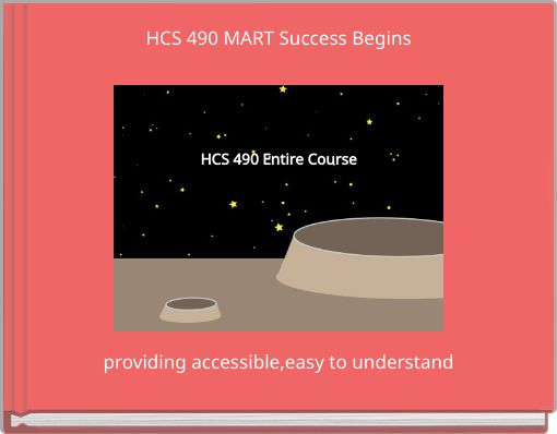 hcs 490 Hcs 490 week 1 individual assignment health care marketing information matrix there are a variety of information sources that may be used by consumers to obtain information relating to the.
