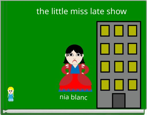 the little miss late show