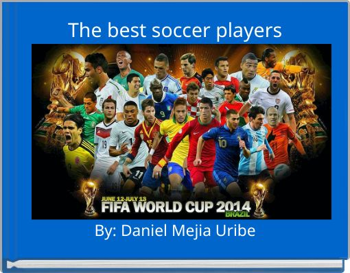 The best soccer players