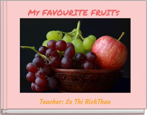 My FAVOURITE FRUITs