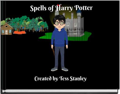 Spells of Harry Potter
