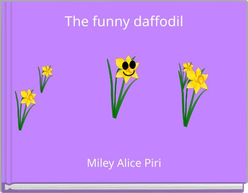 The funny daffodil