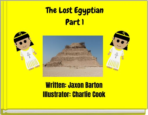 The Lost EgyptianPart 1