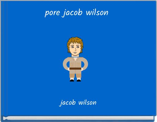 pore jacob wilson