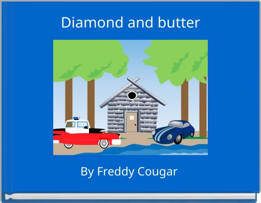 Diamond and butter