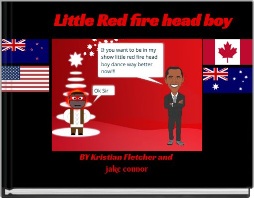 Little Red fire head boy