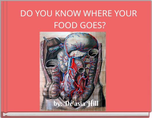 DO YOU KNOW WHERE YOUR FOOD GOES?