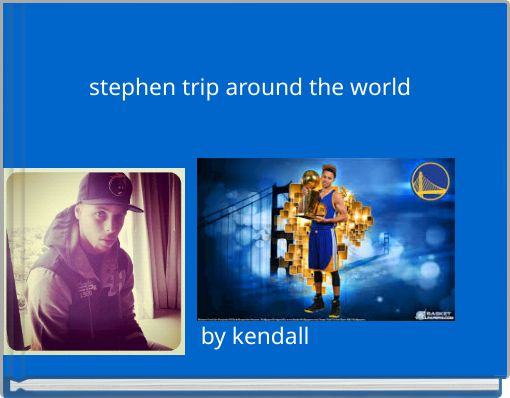 stephen trip around the world