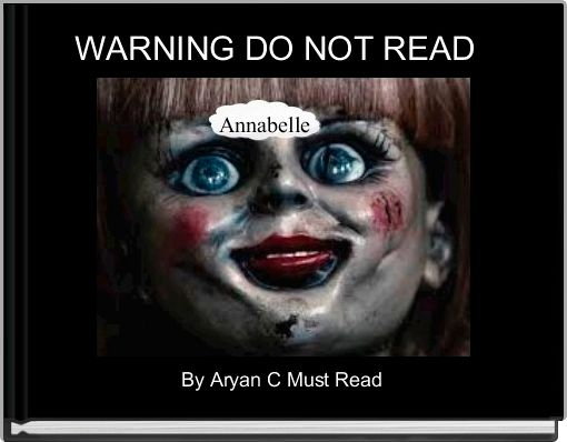 WARNING DO NOT READ