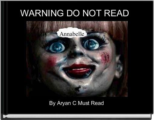 WARNING DO NOT READ