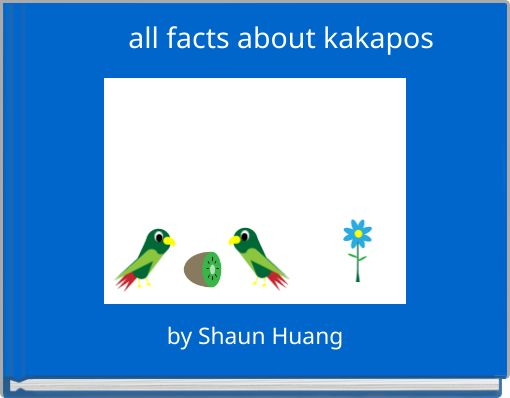 all facts about kakapos
