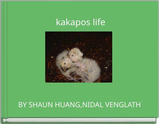 kakapos life