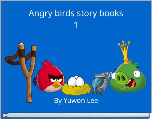 Angry birds story books1