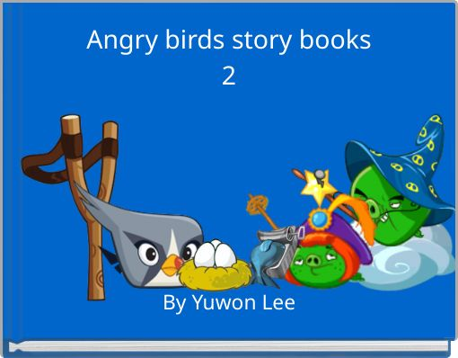 Angry birds story books2