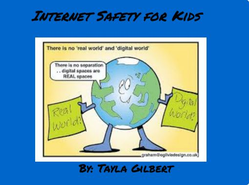 Internet Safety For Kids Free Stories Online Create Books For Kids Storyjumper
