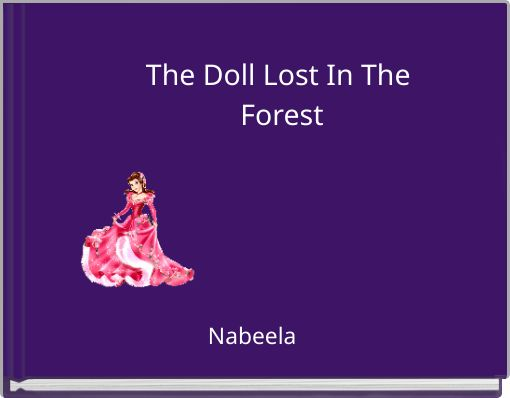 The  Doll Lost In The Forest
