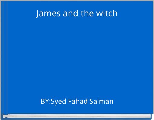 James and the witch