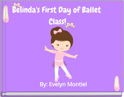 Belinda's First Day of Ballet Class!