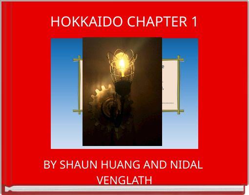 HOKKAIDO CHAPTER 1