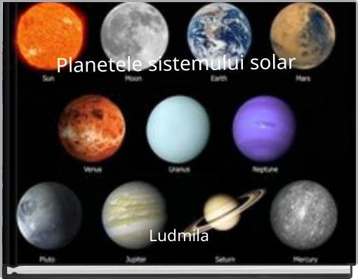Quot Planetele Sistemului Solar Quot Free Books Amp Children S