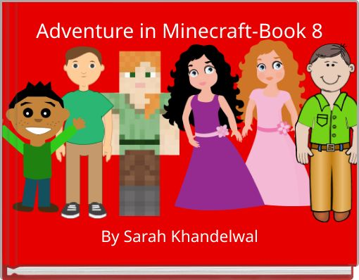 Adventure in Minecraft-Book 8