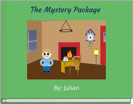 Detective Layen & the Mystery Package