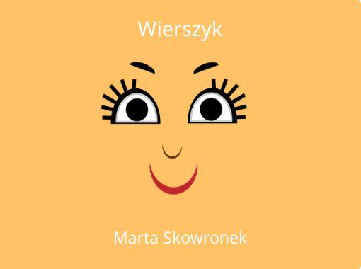 Wierszyk Free Books Childrens Stories Online Storyjumper