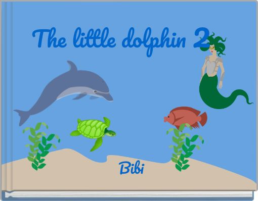 The little dolphin 2