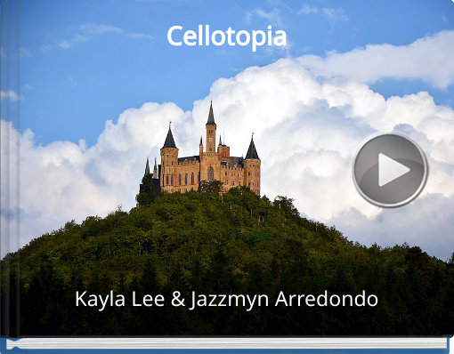 Book titled 'Cellotopia'