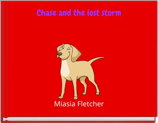 Chase and the lost storm