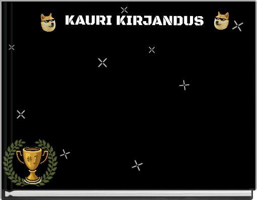 KAURI KIRJANDUS