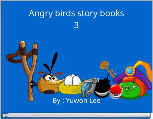 Angry birds story books3