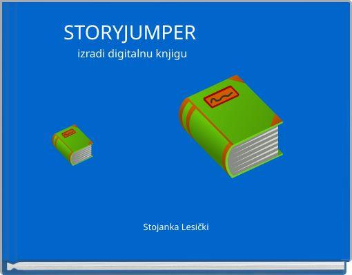 STORYJUMPER izradi digitalnu knjigu