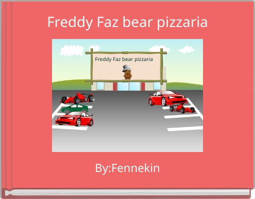 Freddy Faz bear pizzaria