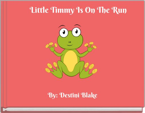 Little Timmy Is On The Run