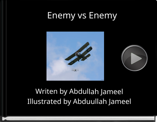 Book titled 'Enemy vs Enemy'