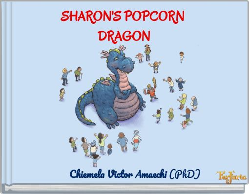 SHARON'S POPCORN DRAGON