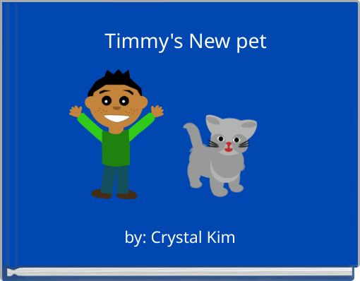 Timmy's New pet