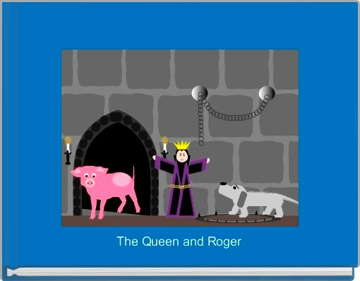 The Queen and Roger