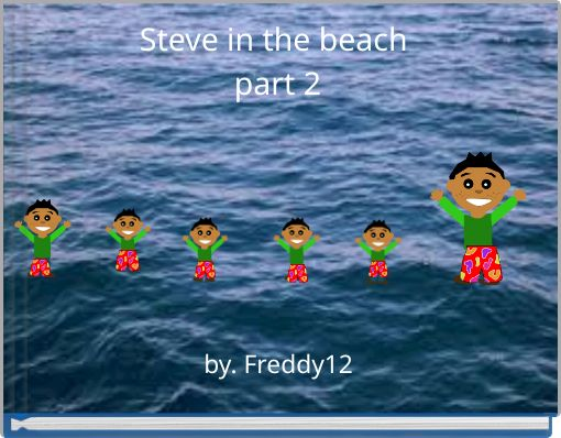 Steve in the beach  part 2