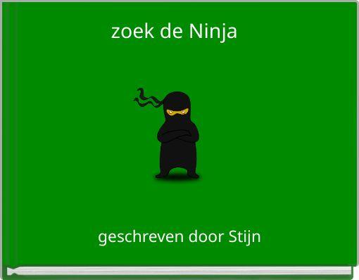 zoek de Ninja