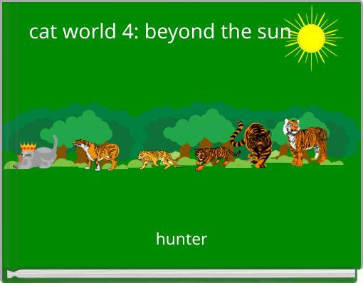 cat world 4: beyond the sun