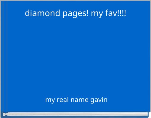 diamond pages! my fav!!!!