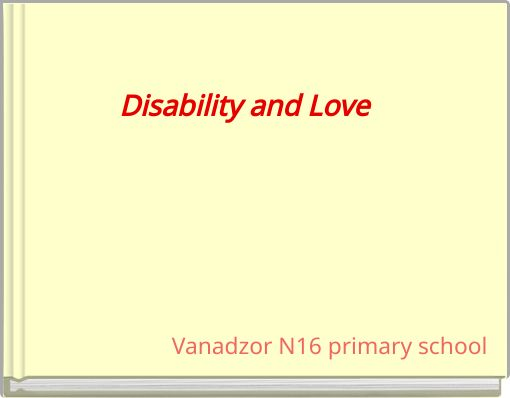 Disability and Love