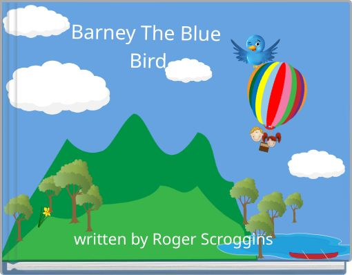 Barney The Blue Bird